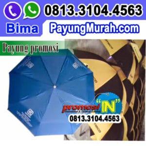 Supplier Grosir Souvenir Payung Promosi Perusahaan
